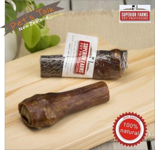 紐西蘭Superior Farms100%純天然鹿骨牛肉捲 純天然的潔牙骨 Pet's Talk