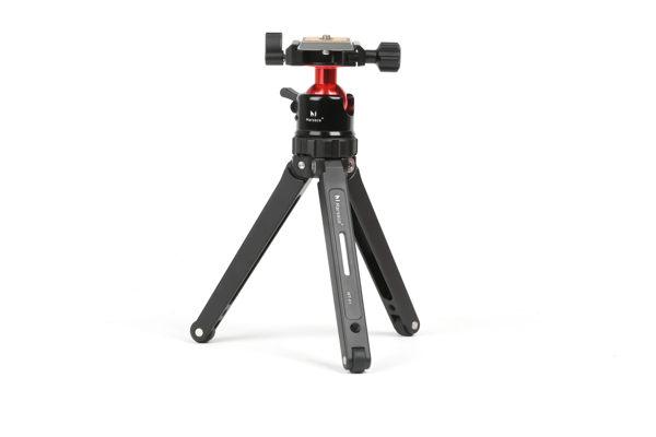 ◎相機專家◎ Marsace 瑪瑟士 MT-01 桌上型三腳架 MINI-PRO PIXI 可參考 MT01 送雙向水平儀 群光公司貨