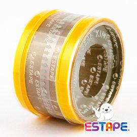 ESTAPE 易撕貼 抽取式OPP膠帶 (黃色)