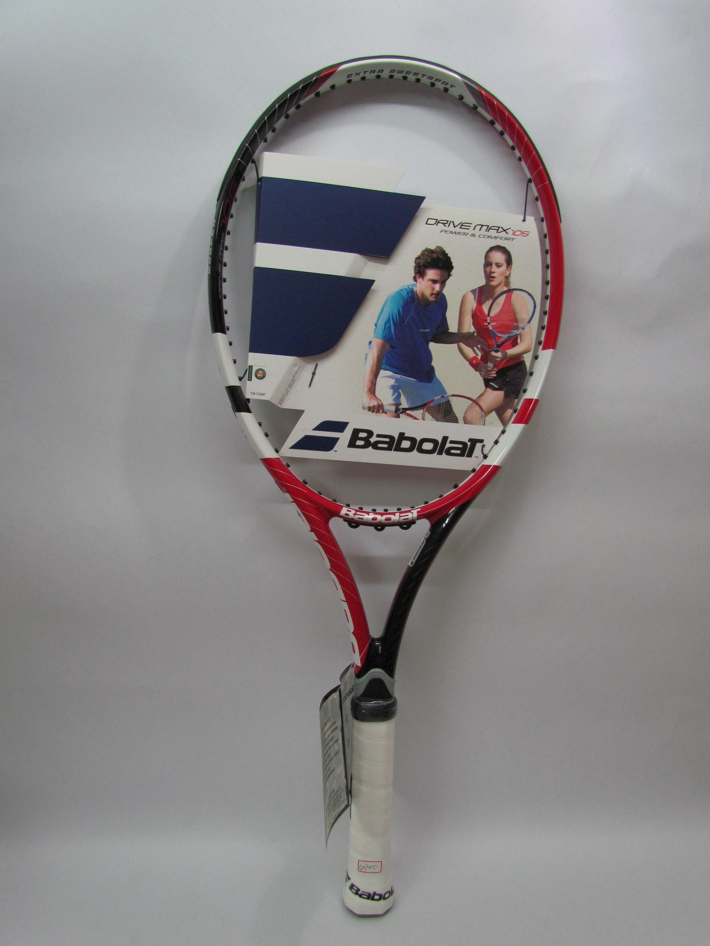 Babolat專業網球拍  Drive Max 105