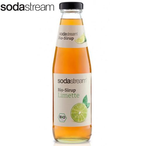 SodaStream 萊姆糖漿 氣泡水機  汽水機