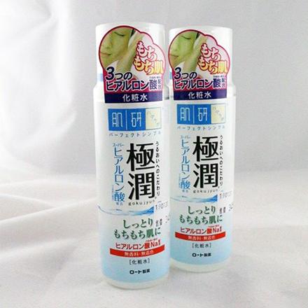 【敵富朗超巿】ROHTO保濕化妝水-滋潤型
