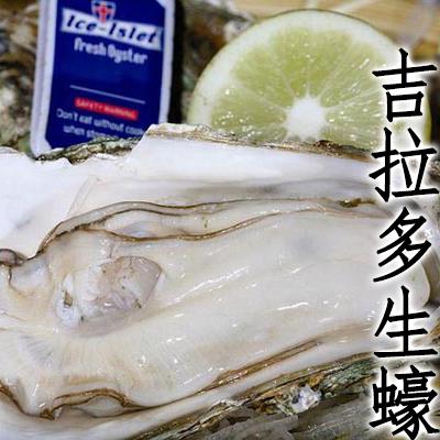 ㊣盅龐水產 ◇吉拉多2號生蠔(法國)◇超新鮮高品質生蠔 蛤蠣 貝 烤肉 刺身 生蠔 餐廳 批發 團購