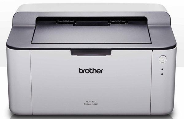 brother HL-1110 雷射印表機
