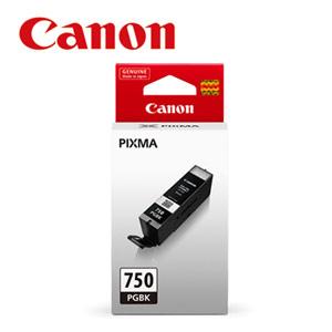 CANON 佳能 PGI-750BK 黑色墨水匣