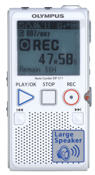 OLYMPUS 奧林巴斯 DP311  數位錄音筆(2GB)