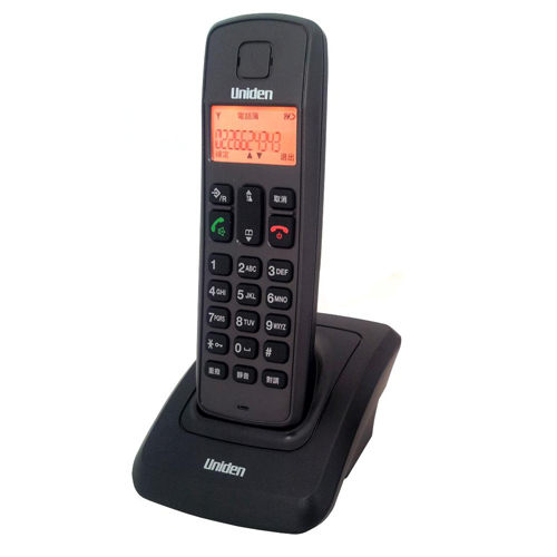 Uniden 數位無線電話機 U3301