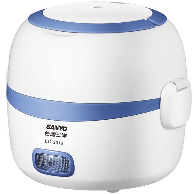 SANYO 台灣三洋 EC-2016 可攜式多功能電熱飯盒