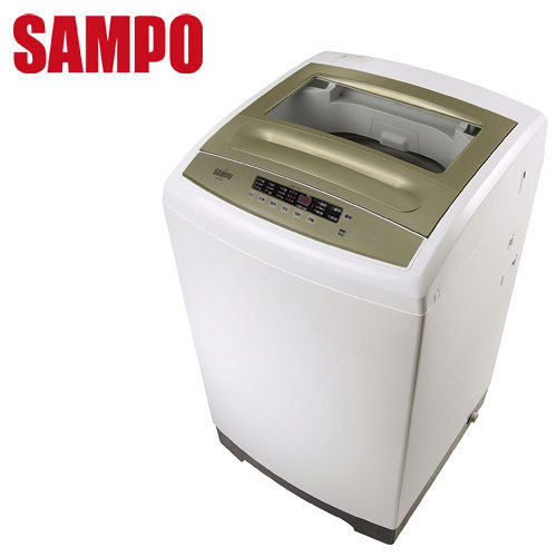 SAMPO 聲寶 ESA13F(Q) 全自動單槽洗衣機(12.5公斤)
