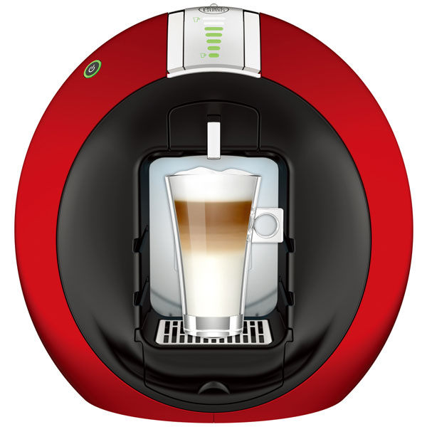NESCAFE 雀巢咖啡 Circolo FS(星夜紅) 膠囊咖啡機