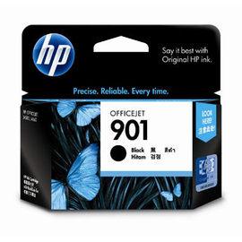 HP 惠普 黑色墨水匣 No.901 CC653AA