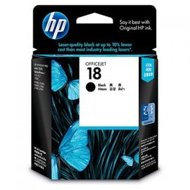 HP 惠普 C4936A 黑色墨水匣