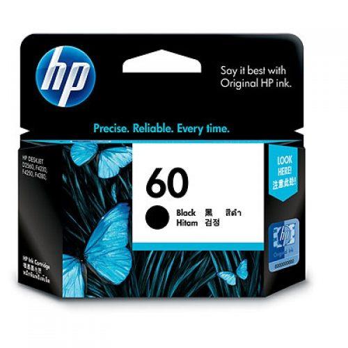 HP 惠普 CC640WA 黑色墨水匣
