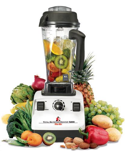 VITA-MIX 全營養調理機【精進型】 VM010161-白