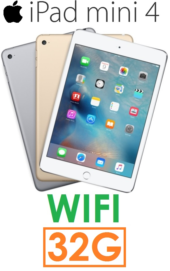 【預訂+現貨】蘋果 Apple iPad mini4 32G(WIFI )mini 4 平板