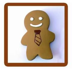 【LOHAS BULL】天然乳膠玩具-薑餅人系列