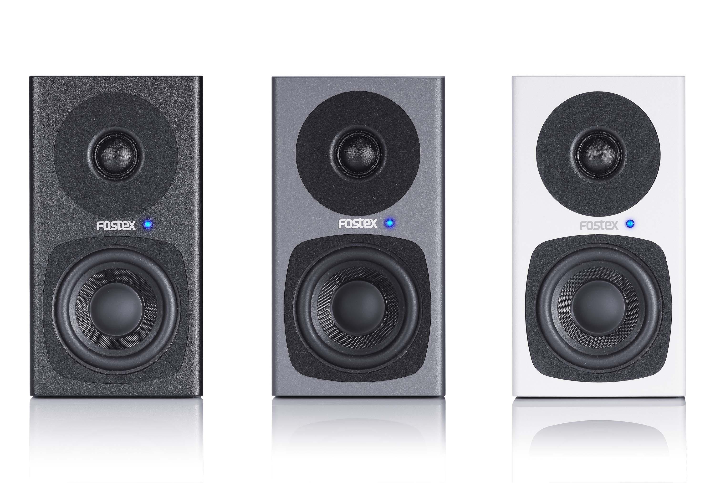 FOSTEX PM0.3 兩件式喇叭/全新公司貨 歡迎店內試聽!!
