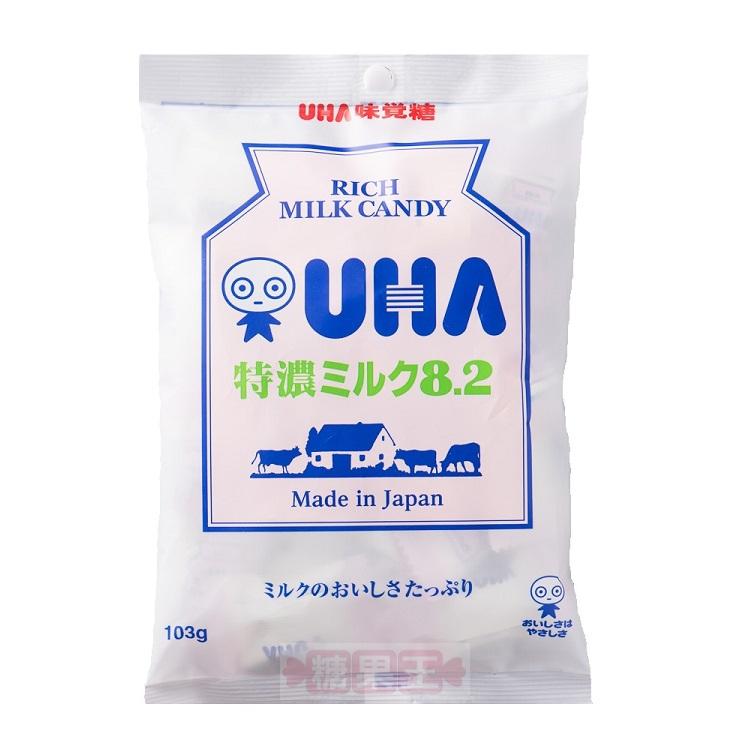 日本糖果 UHA味覺糖 特濃牛奶糖