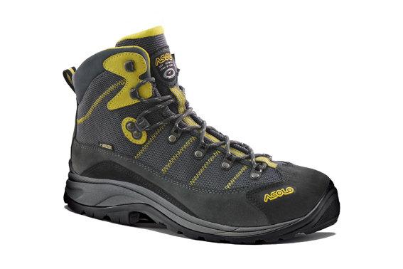【露營趣】中和 義大利 Asolo SK天際線 Gore-Tex 防水透氣登山鞋 Vibram 黃金鞋底 A23058