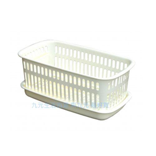 【九元生活百貨】聯府 D685 愛家滴水碗盤架 瀝水