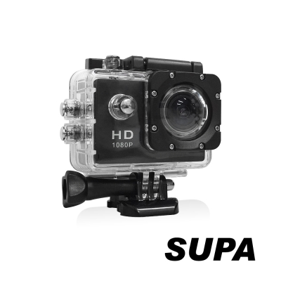 【純米小舖】速霸 K5000 Full HD 1080P 極限運動防水型 行車記錄器
