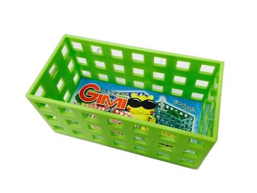 【豪上豪】吉米短積木盒K156/吉米熊系列/置物籃/盒子/收納盒(不挑色)
