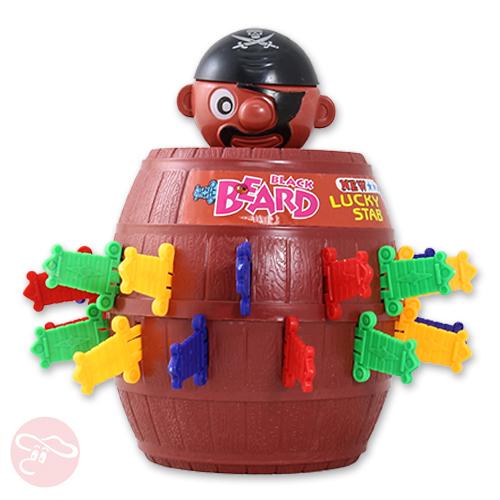 【瑪琍歐玩具】瘋狂海盜桶