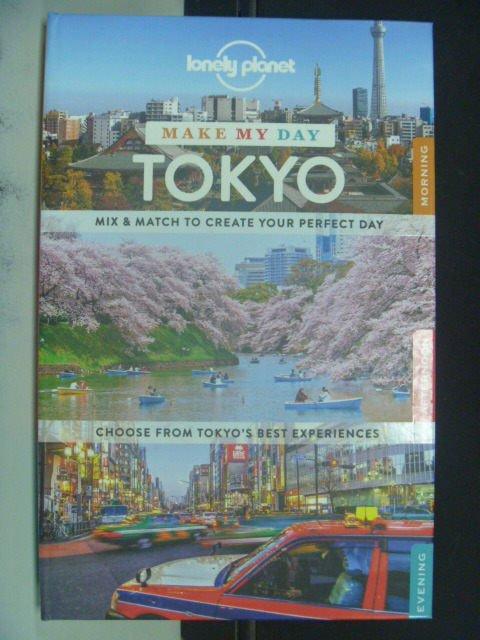 【書寶二手書T6/旅遊_GOG】Lonely Planet Make My Day Tokyo