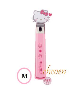 【晨光】KAI  貝印 凱蒂貓Hello Kitty抗菌指甲剪-M (KK-2508)