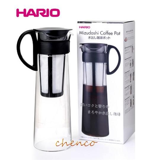 【晨光】HARIO 流線咖啡沖泡壺-8杯用 1000ml (MCPN-14B)