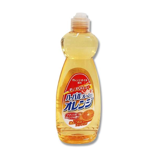 【晨光】日本製橘子油洗碗精 600ml-040610  【現貨】