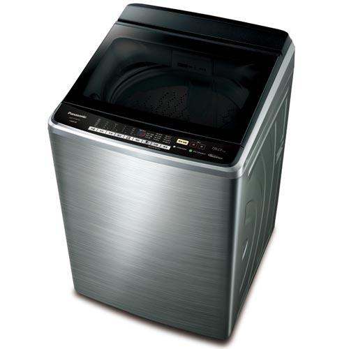 【感恩有禮賞】Panasonic 國際 NA-V168DBS 15KG ECO NAVI+nanoe雙科技變頻洗衣機