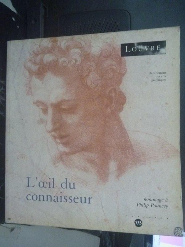 【書寶二手書T4/廣告_WGT】Loeil du connaisseur: Dessins italiens