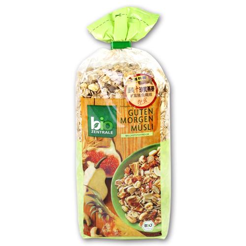 德國有機腰果十珍寶燕麥片