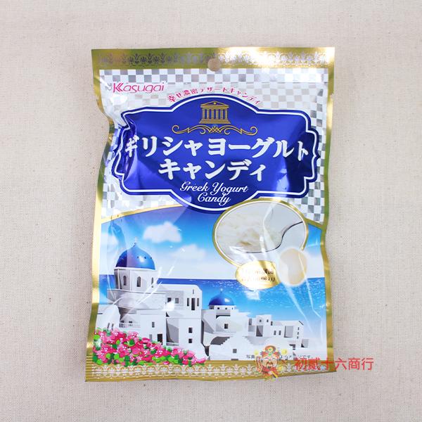 【0216零食會社】日本春日井-希臘優格糖90g
