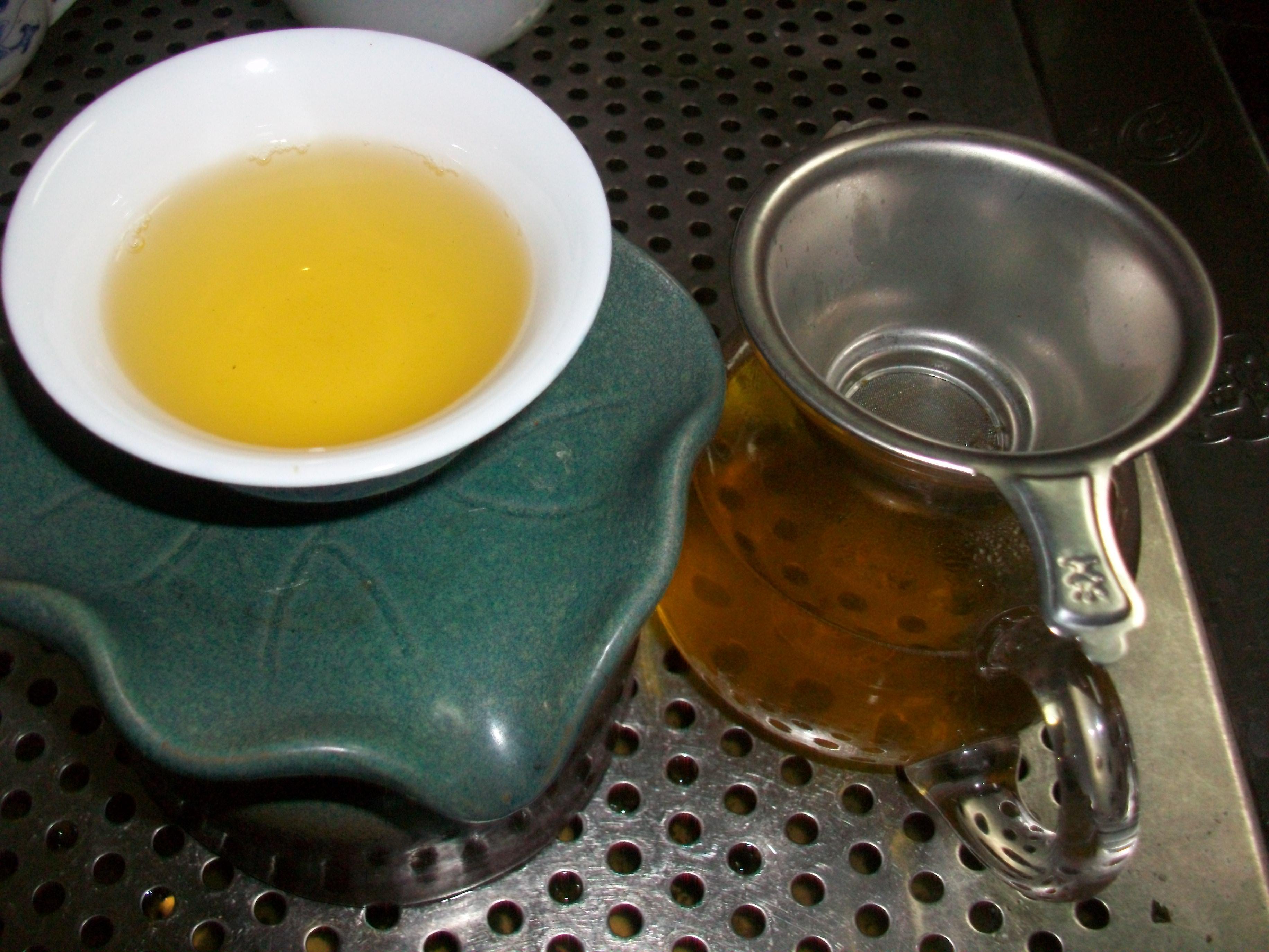 【玄砡茶業】優質四季春茶 20g 免運試喝包