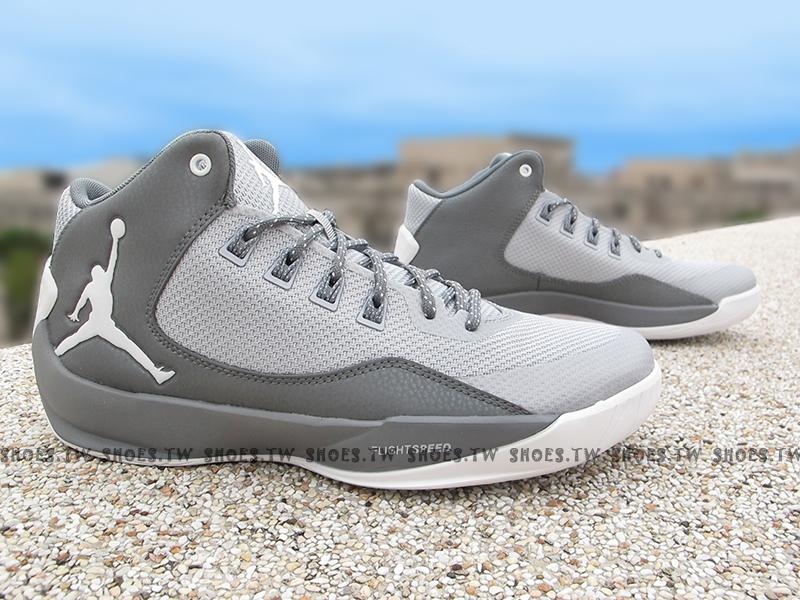 Shoestw【845843-003】NIKE JORDAN RISING HIGH 2 X 灰白
