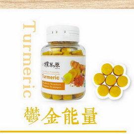 【淘氣寶寶】【樸葉原】鮮梅益菌果-鬱金能量(薑黃口味)
