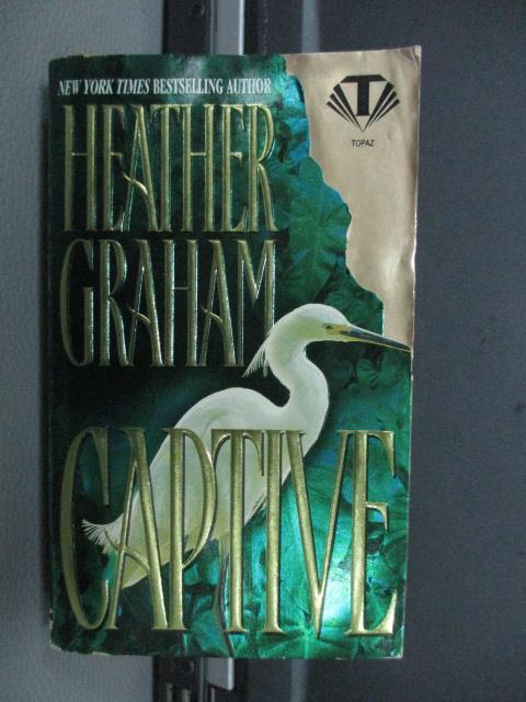 【書寶二手書T1/原文小說_MRY】CAPTIVE_Heather Graham