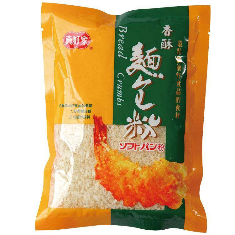 【真好家】香酥麵包粉100g-(全素)