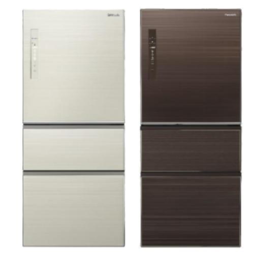 國際牌 【NR-C508NHV-T/NR-C508NHV-L】500公升三門變頻電冰箱