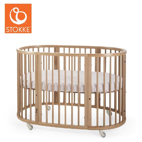 挪威【Stokke】Sleepi 嬰兒床- 中床 (3色)