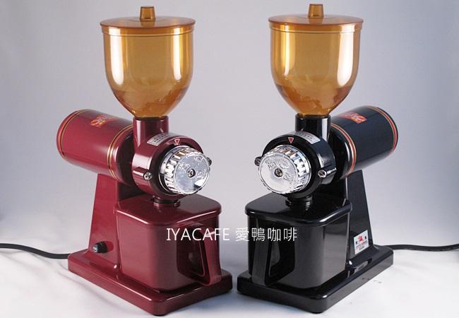 《愛鴨咖啡》楊家機器 飛馬牌 600N 義式 電動磨豆機 買1送4