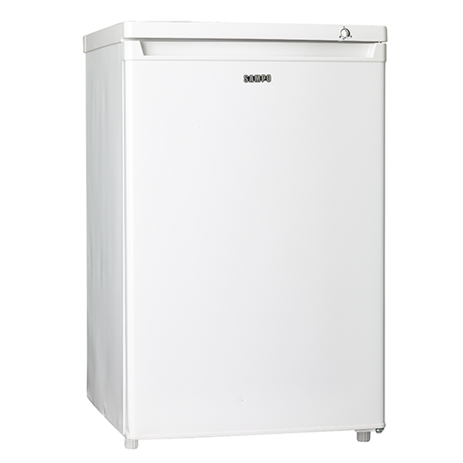 【聲寶SAMPO】87公升直立式冷凍櫃/SRF-90S