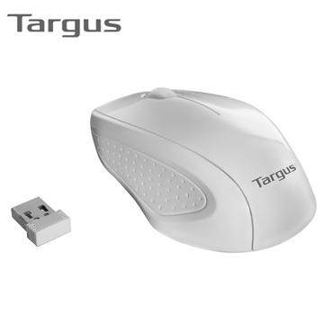 泰格斯 Targus W571 光學無線滑鼠 黑/白