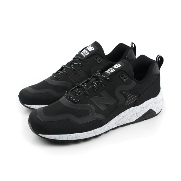 NEW BALANCE 580系列 休閒運動鞋 黑 男女款 no921