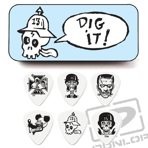 【非凡樂器】經典吉他大師彈片組 DIG it! 匹克組Pick【BL113T073】