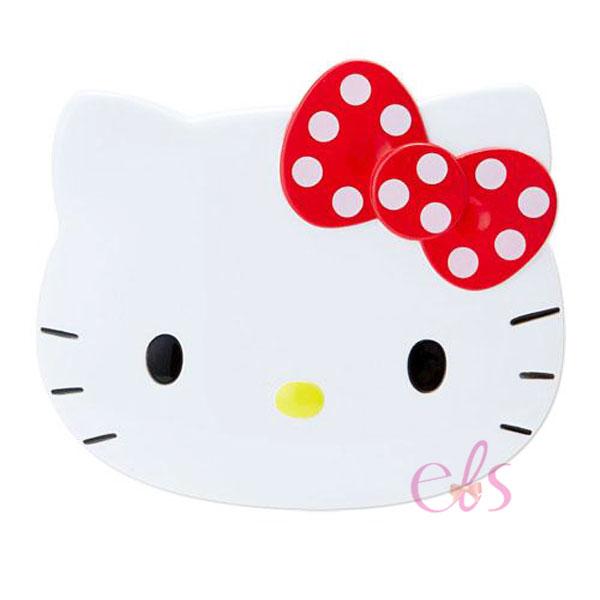 日本 凱蒂貓 HELLO KITTY  造型印章收納盒 ☆艾莉莎ELS☆