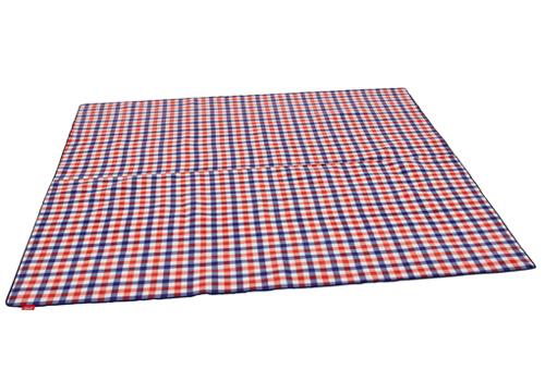 【鄉野情戶外專業】 Coleman |美國| 紅格紋刷毛地毯 (300帳篷適用)/帳蓬地毯 野餐墊 戶外露營、野營、野餐/CM-26532M000