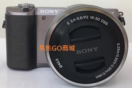 易集GO商城- SONY ILCE-5100L- a5100(棕色) 含16-50鏡頭(拆封公司貨)(展示優惠)-78137-91保固一年